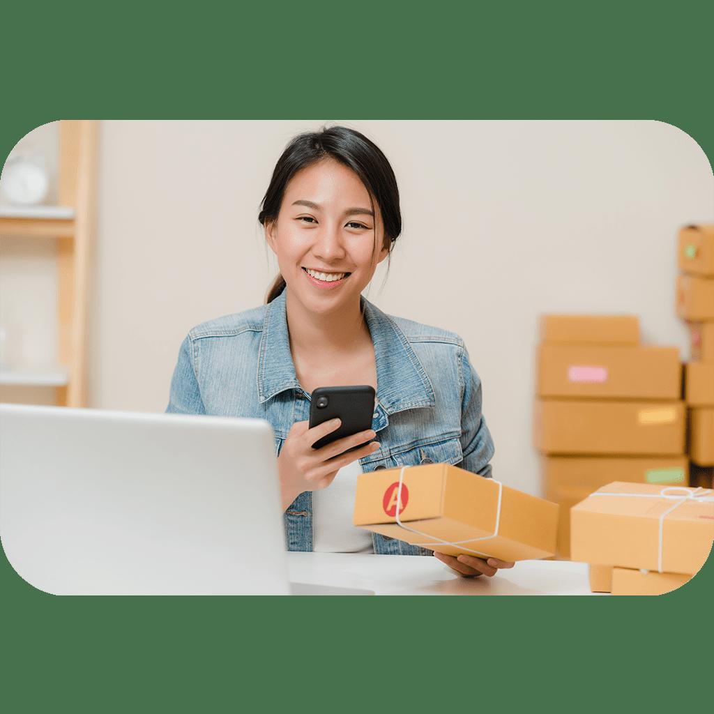 e-commerce and web development services